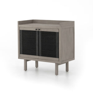ALMA CABINET – WEATHERED GREY