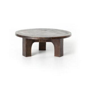 CRUZ COFFEE TABLE – ANTIQUE RUST