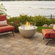 Round Fire Tables - Cove 20 Lifestyle