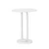 DOUGLAS END TABLE - WHITE