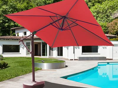 Galtech International - 897 Cantilever - Patio Umbrella