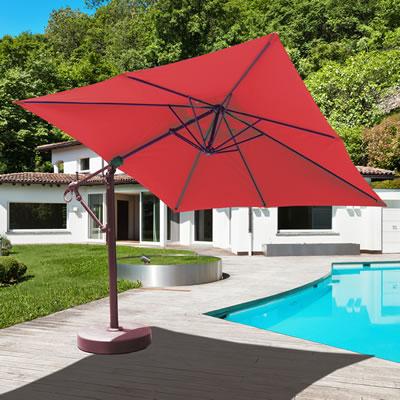 Galtech International - 897 Cantilever - Patio Umbrella