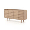 LULA SIDEBOARD - WASHED BROWN