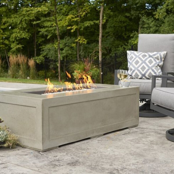 Rectangular Fire Tables - Cove Linear