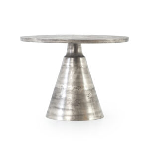 MINA BISTRO TABLE – ANTIQUE NICKEL