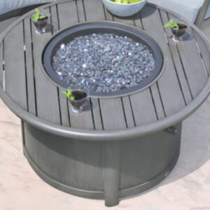 Round Fire Tables – Arlington