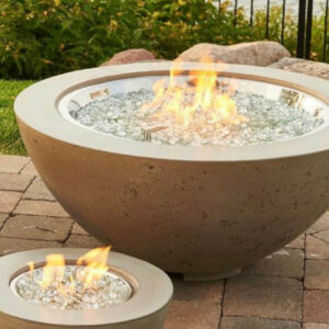 Round Fire Tables - Cove Fire BowlS