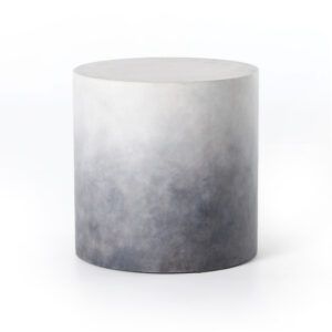 SHERIDAN END TABLE - INDIGO OMBRE