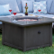 Square Fire Tables - 42 Square Ratana