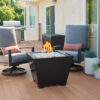 Square Fire Tables - AX