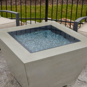 Square Fire Tables – Cove Square