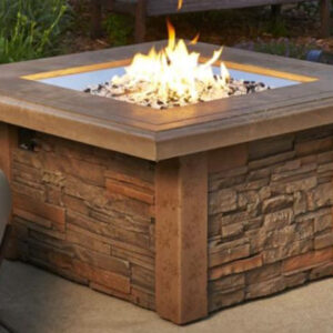 Square Fire Tables – Sierra Square