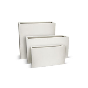 BEST SELLERS – BETONA BOX PLANTERS – WHITE