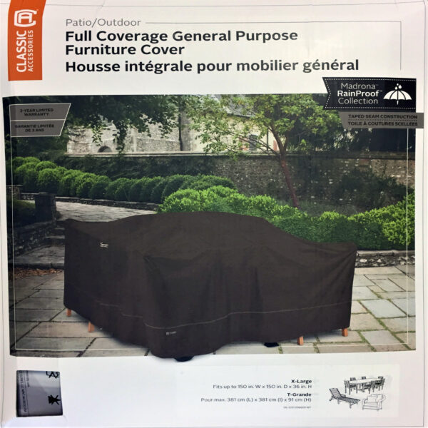 FULL COVERAGE DROP COVER 150 x 150