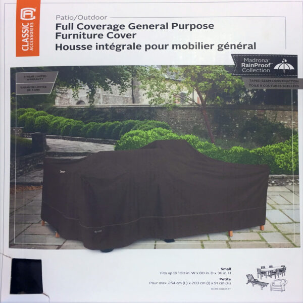 FULL COVERAGE DROP COVER 80 x 100