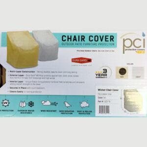PCI – CLUB CHAIR COVER