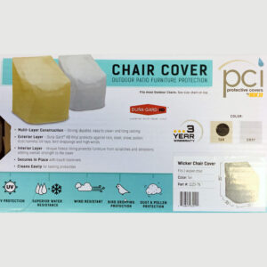 PCI – CLUB CHAIR COVER