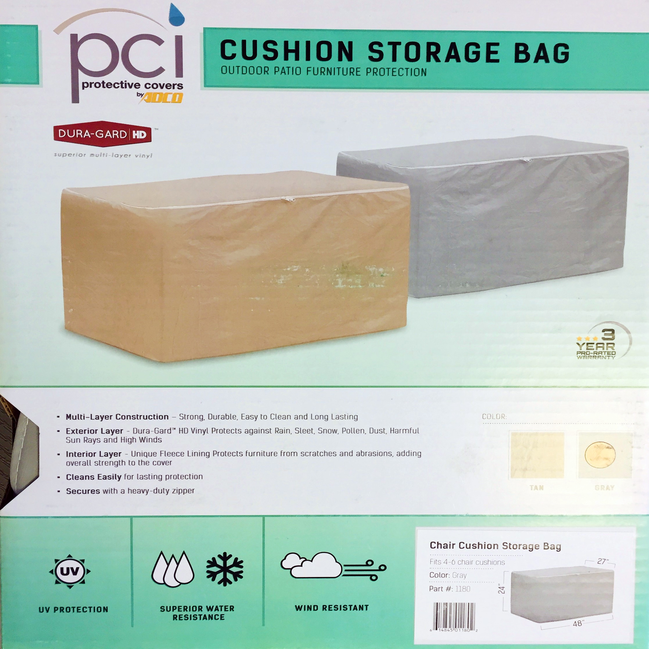 Patio Furniture Accessories Protective Covers Weatherproof Small Storage Bag For Chair Cushions Tan Patio Lawn Garden Elektroelement Com Mk