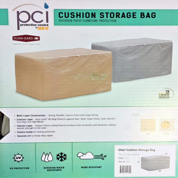 PCI - LARGE CUSHION BAG