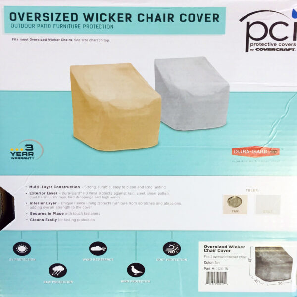 PCI - OVERSIZED CLUB CHAIR
