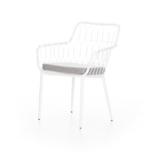 KADE DINING CHAIR – WHITE