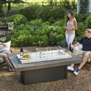 Rectangular Fire Tables – Boardwalk Family Lifestyle