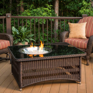Rectangular Fire Tables – Naples