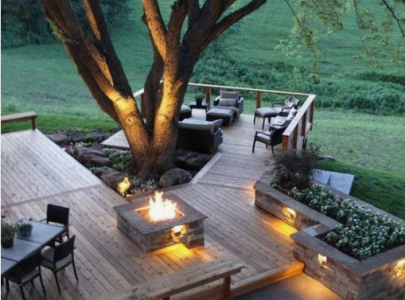 You've been thinking about your new deck or patio for a while now, and we think it's time!
