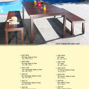 Outdoor Dining Covers