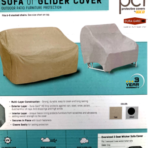Oversized Sofa Cover