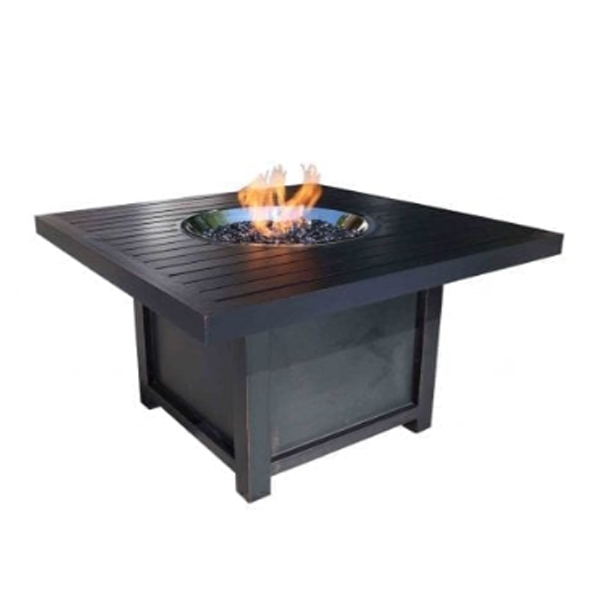 Monaco 42 Square Fire Table