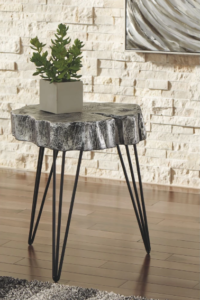ACCENT SIDE TABLE DELLMAN