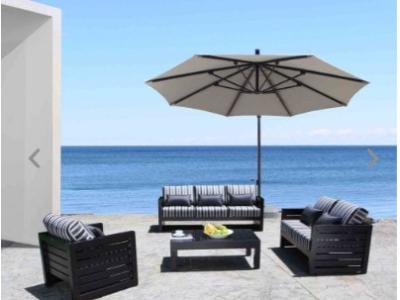 Cabana Coast Umbrella Picture