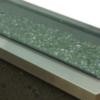 Linear Glass Burner Cover