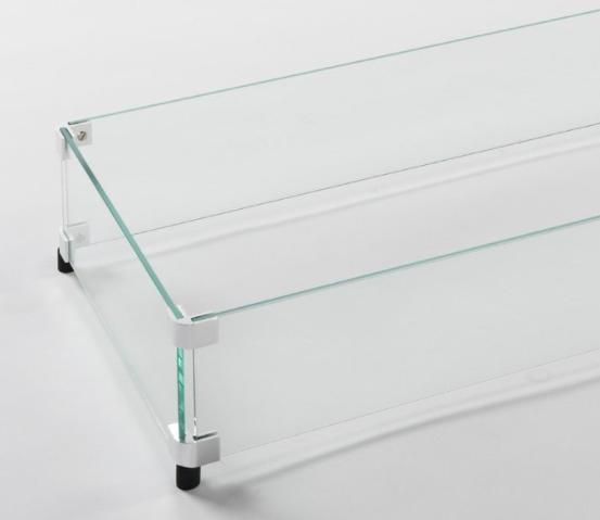 Linear Glass wind Guard
