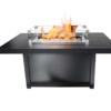"Monaco 58"" x 48"" Rectangular Fire Table"