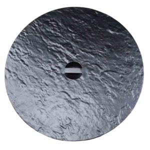 Round Firepit Burner Cover