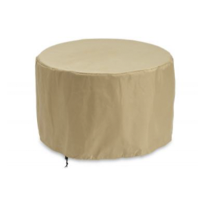 Round Firepit Protective Cover