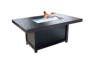 Venice 50″ x 32″ Rectangular Fire Table