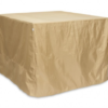 Square Firepit Protective Cover